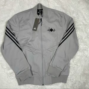 """New Adidas Sportswear Safin Track Top x James Bond """"No Time To Die"""""""